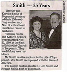 Tim Smith - '78  & Karolyn (Sealock) Smith - '80