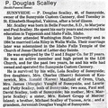 Doug Scalley obituary