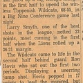 1963.0105 Kennewick 68 Toppenish Wildcats 55 as Ron Hovis scores 17 points