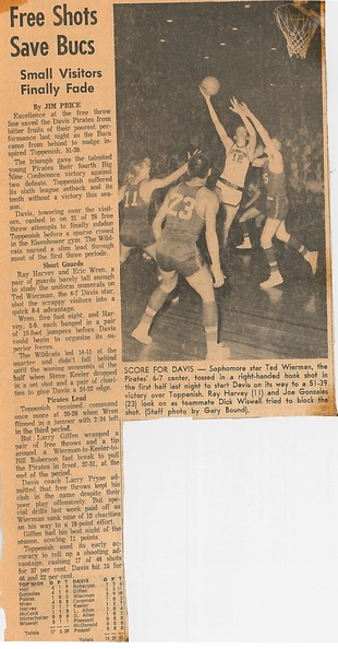 1963.0112 Davis 51-Toppenish 39   Toppenish Keeps with Davis in first Half but drops their 10th Game.  Davis won the Preliminary Game 29-27..jpg